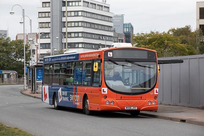 507 WX06JYC, Swindon 28/9/2020