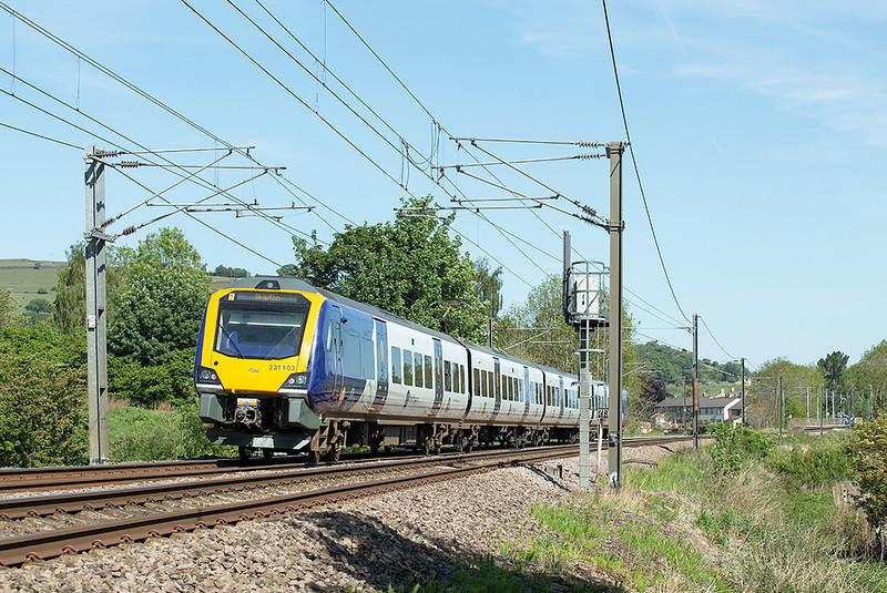 331103 Cononley 29/5/2020<br /> 2H26 0926 Leeds-Skipton
