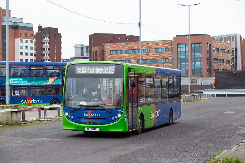 2766 YX17NHU, Swindon 31/1/2020