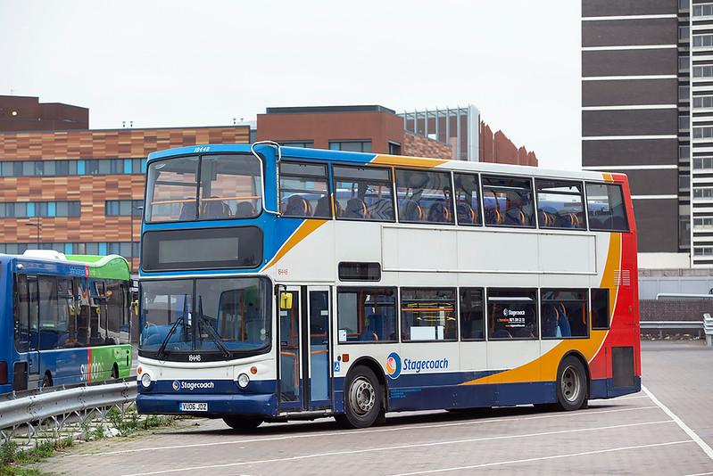 18448 VU06JDZ, Swindon 31/1/2020