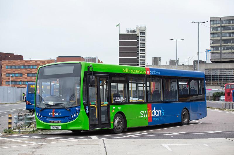 2765 YX17NHT, Swindon 31/1/2020