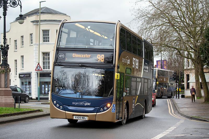 15525 VX09NBJ, Cheltenham 31/1/2020