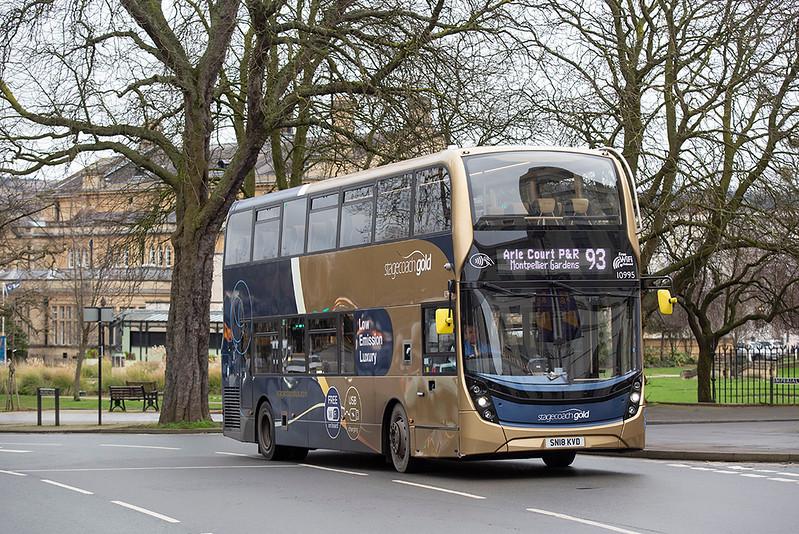 10995 SN18KVD, Cheltenham Spa 31/1/2020