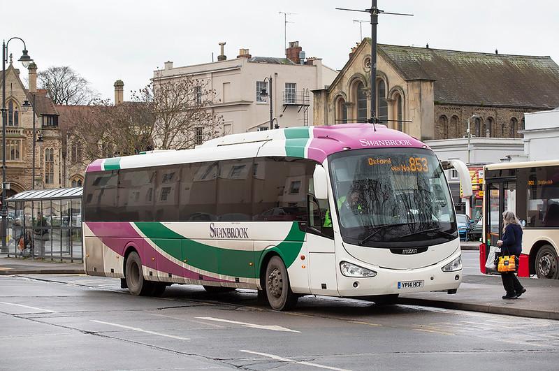 YP14HCF, Cheltenham Spa 31/1/2020