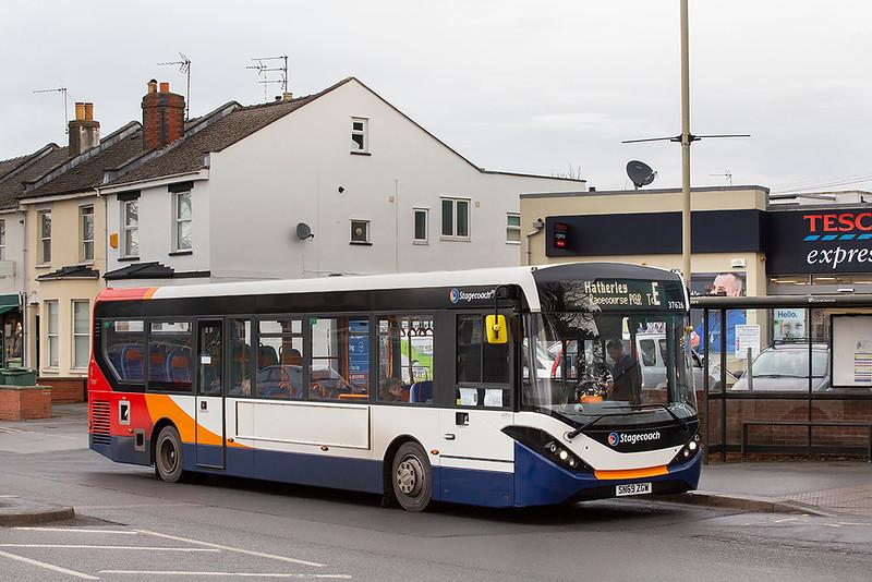 37626 SN69ZGW, Cheltenham Spa 31/1/2020