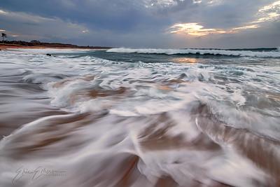 Papohaku Beach Waves