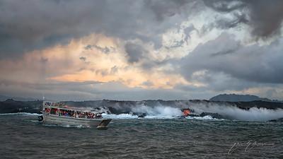 Kilauea Lava Boat Tour