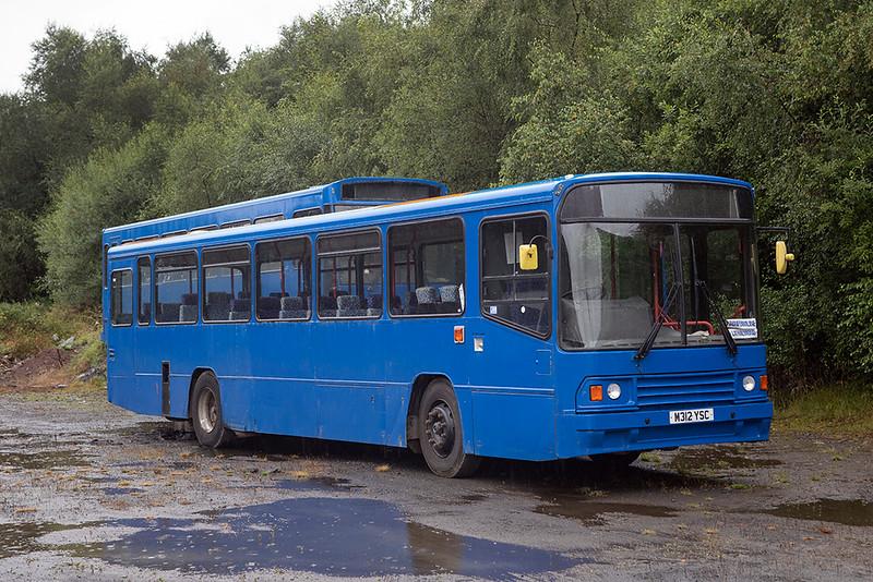 M312YSC, Lathalmond 21/8/2021
