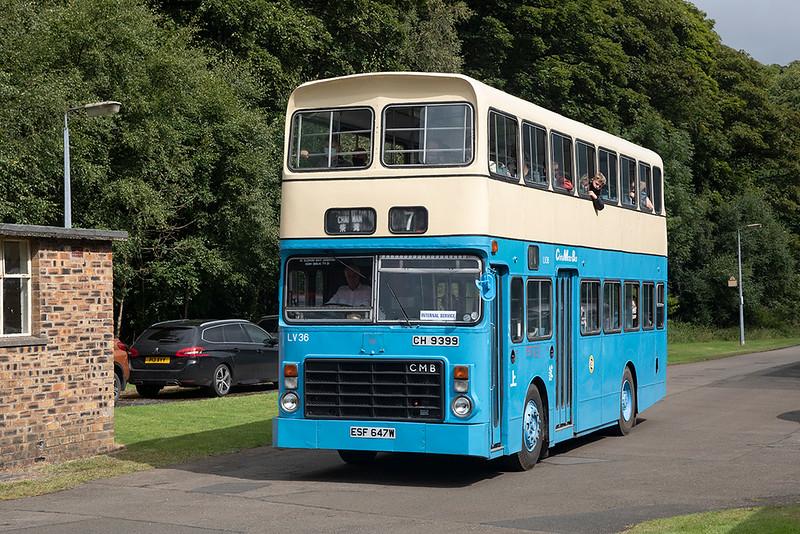 China Motor Bus LV36 CH9399, Lathalmond 22/8/2021