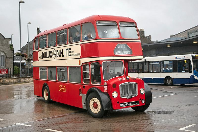 FRD199 BXA464B, Dunfermline 21/8/2021