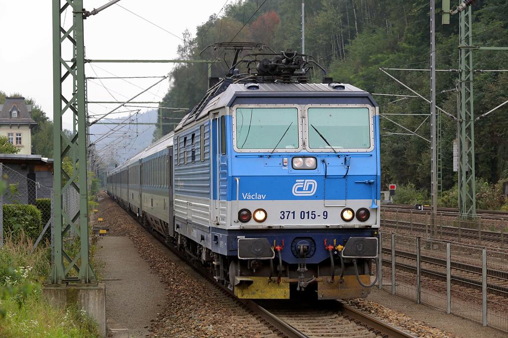 371015 Bad Schandau 21/9/2017<br /> EC174 1028 Praha Hl.n-Hamburg Altona