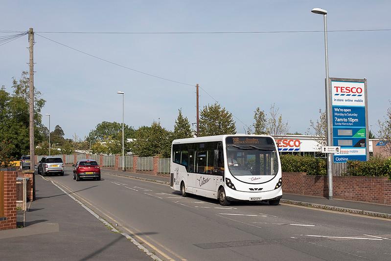MX12CFV, Stourport-on-Severn 21/9/2021