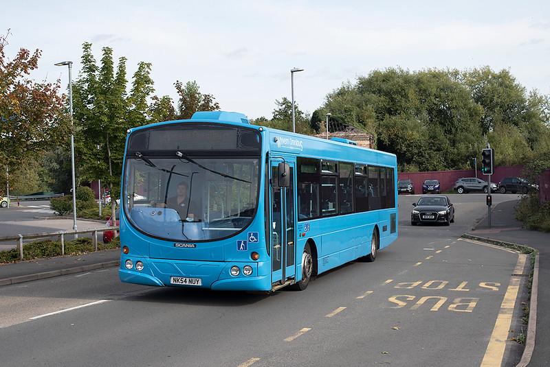 NK54NUY, Stourport-on-Severn 21/9/2021