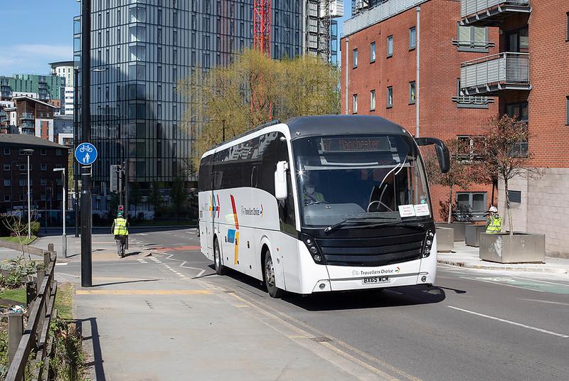 BX65WCM, Manchester 22/4/2021