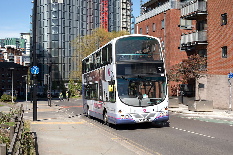 37451 MX58EAC, Manchester 22/4/2021