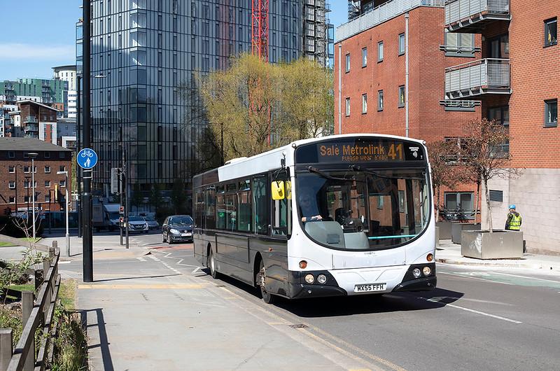 MX55FFH, Manchester 22/4/2021