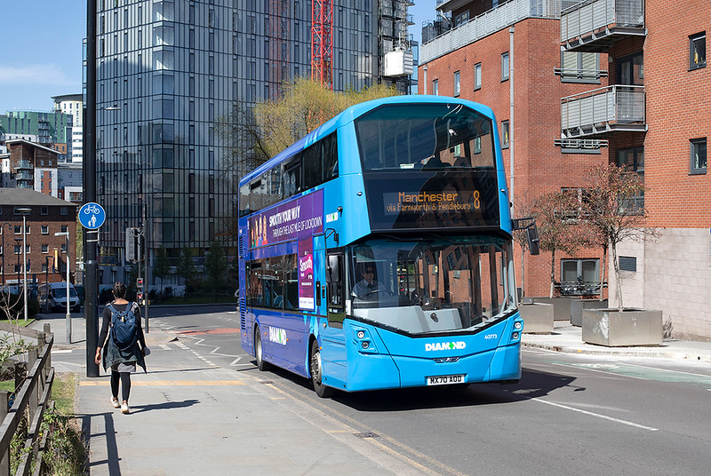 40773 MX70AOD, Manchester 22/4/2021