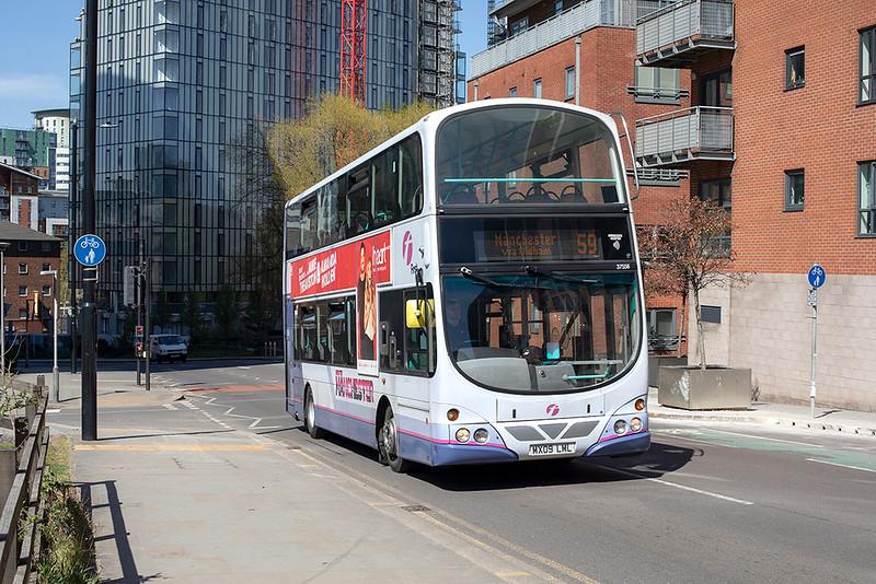 37556 MX09LML, Manchester 22/4/2021