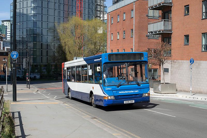 LDP857 GX06DXF, Manchester 22/4/2021