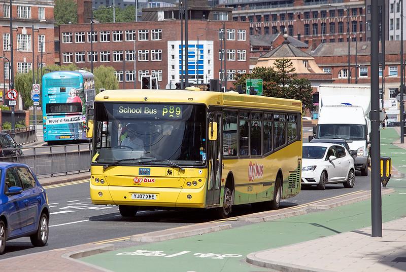 1022 YJ07XME, Leeds 22/6/2021