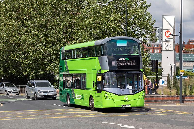 35633 BX69CVF, Leeds 22/6/2021