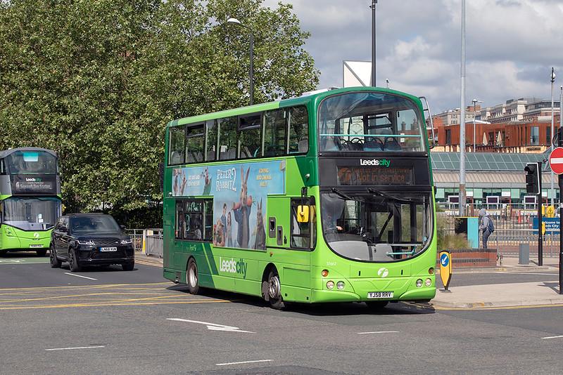 37662 YJ58RRV, Leeds 22/6/2021