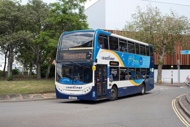 15990 YN64XSU, Portsmouth 23/6/2021