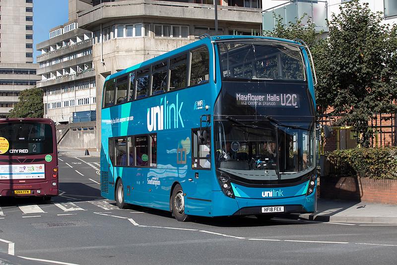 1216 HF18FEX, Southampton 24/9/2021