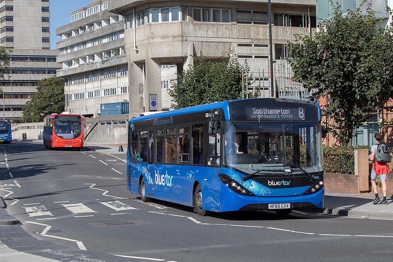 2745 HF65CXV, Southampton 24/9/2021