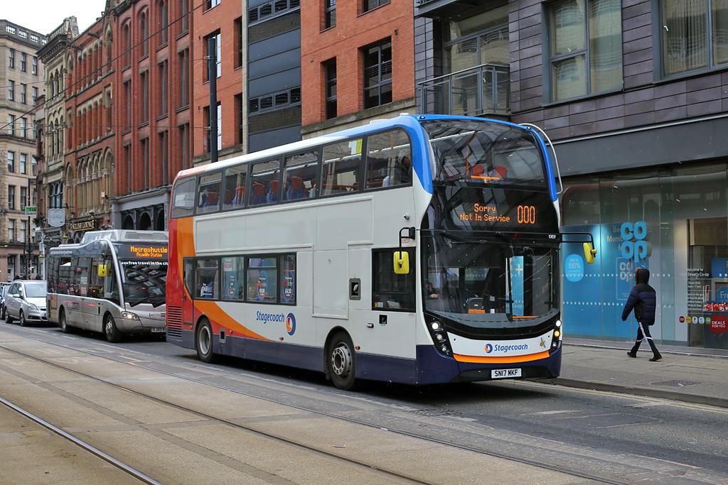 10859 SN17MKF, Manchester 26/2/2018