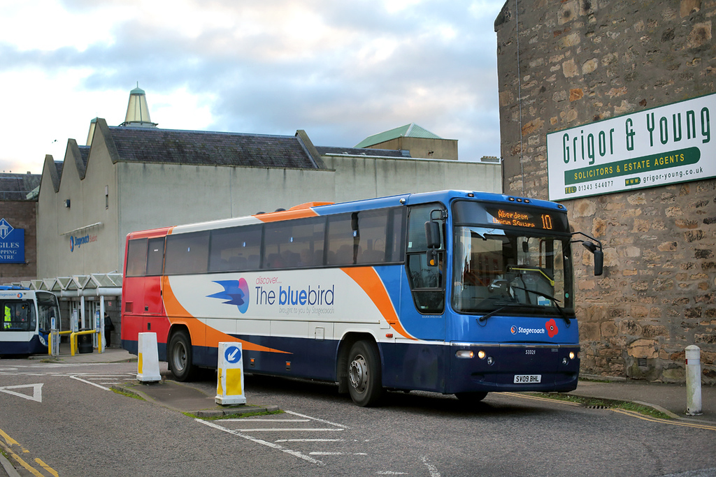 53321 SV09BHL, Elgin 26/10/2017