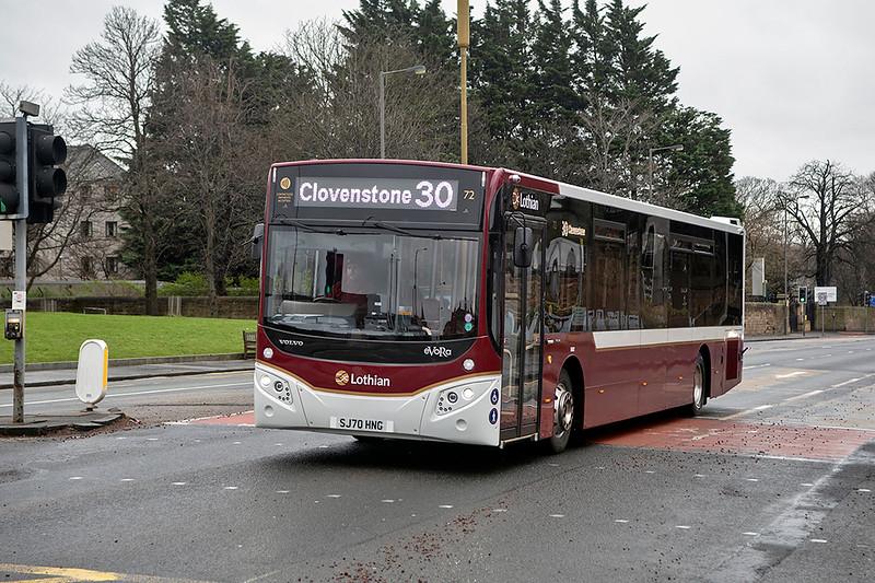 72 SJ70HNG, Newington 28/1/2021