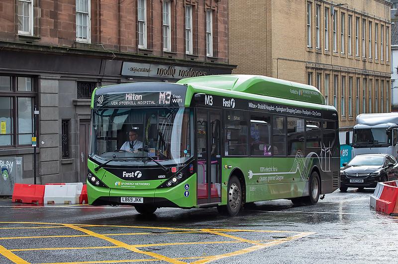 48901 LB69JKK, Glasgow 28/10/2020
