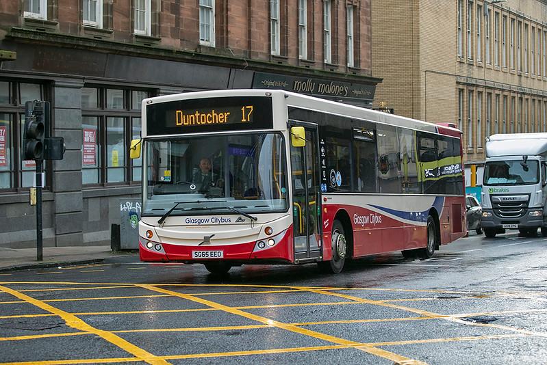 11522 SG65EEO, Glasgow 28/10/2020