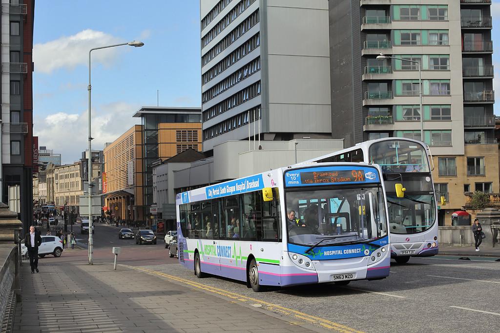 67880 SN63MZD, Glasgow 30/5/2017