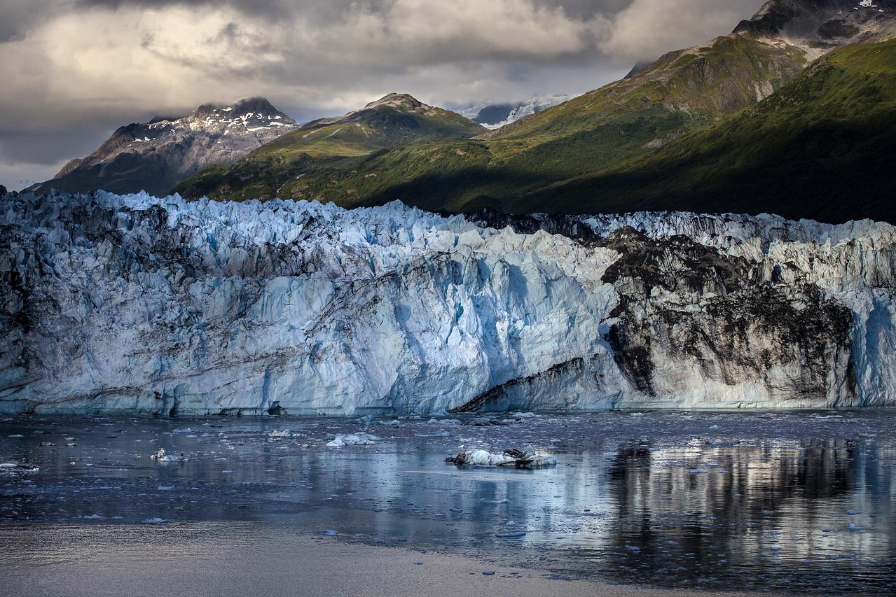 Harvard Glacier, College Fjord