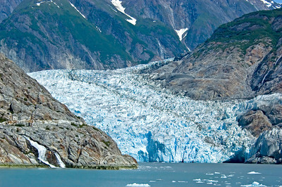 South Sawyer Glacier - Tracy Arm, AK - 01