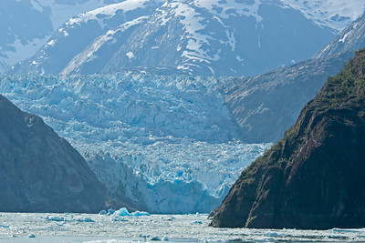 Sawyer Glacier - Tracy Arm, AK - 01