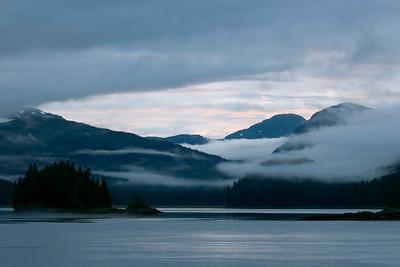 Mountains - Glacier Bay, AK - 01