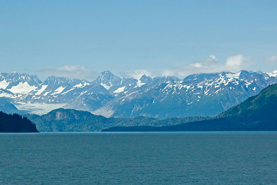 Mountains - Glacier Bay, AK - 04