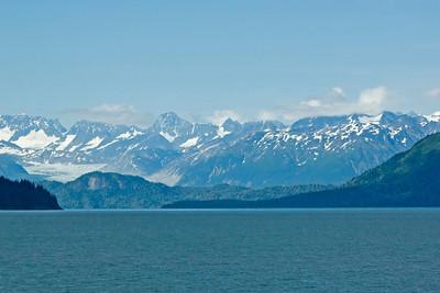 Mountains - Glacier Bay, AK - 04