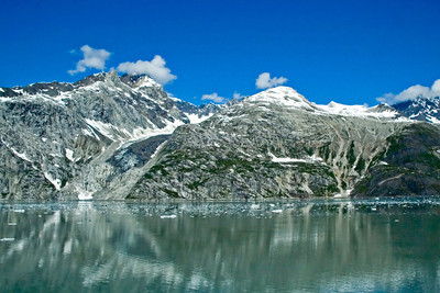Mountains - Glacier Bay, AK - 07