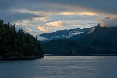 Mountains - Glacier Bay, AK - 03