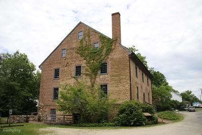 Aldie Grist Mill & Ball's Bluff Battlefield