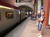 Robert & Stijn, Departure Thalys 2664 Antwerp Belgium