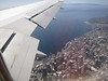 Seattle, down-town, Washington, USA. Flight KL6023 A'dam - Seattle