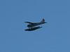Water plane, whale watching excursion from Annacortes, San Juan Islands, Washington and Britisch Columbia