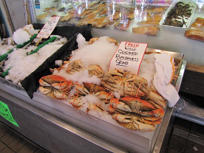 Pike Place, Fish Market, Seattle