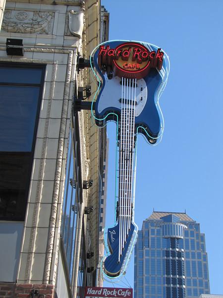 Seattle, Hard Rock Cafe