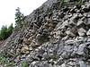 Basalt (Between Douglas Fir Campground and Ptarmigan Trail Trailhead, Mount Baker, Washington)